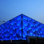 Water Cube Beijing Olympics