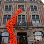 Arne_Quinze_La_Galerie_de_Pierre Bergé & Associés_Brussel