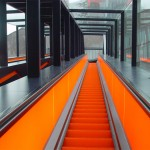 orange_escalator_Rem_Koolhaas_Essen_Ruhr Valley Museum