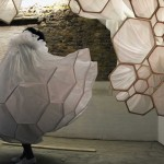 Seed to Scene - Soft Space_hexagon_dress