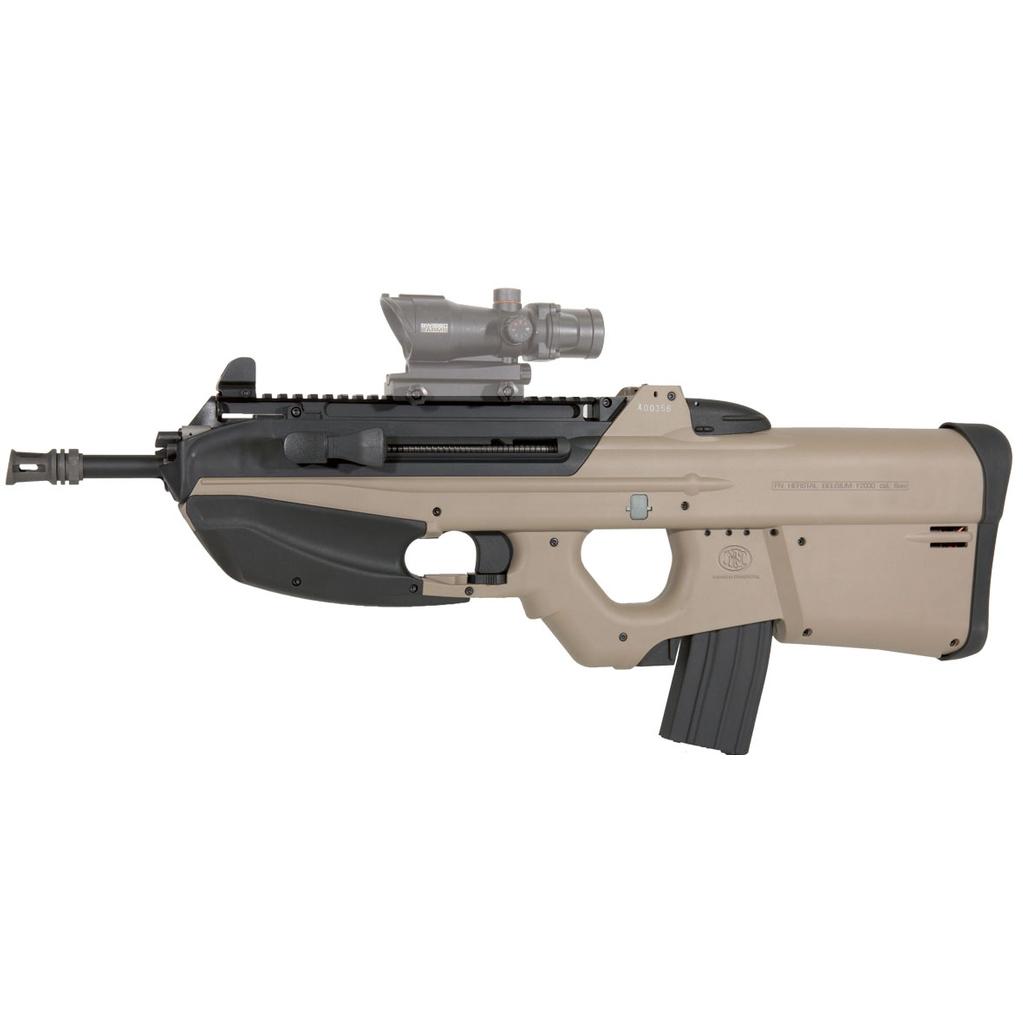 bullpup machine gun