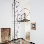 dezeen_Francesco Librizzi_staircase_Milan