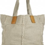 Michael Kors Cotton Twill Tote
