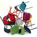 Tanya Aguiñiga_felt_chairs