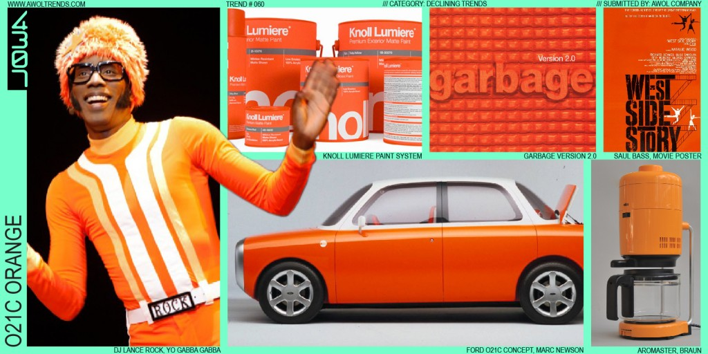 Colors That Go With Orange Part - 36: As Colors Go, Orange (specifically Pantone O21c) Has Had A Good Run In The  Design World. Despite Taking A Back Seat Through Antiquity To Various  Golds, ...