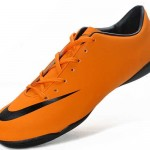 Nike Mercurial Vapor 8 VIII IC Indoor Orange Black