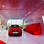 Audi AreA1 by Schmidhuber + Partner